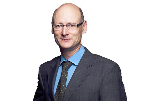 Dr Michael Fisk - Headshot