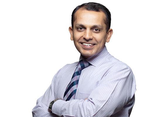 Dr Nadeem Ahmad - Headshot