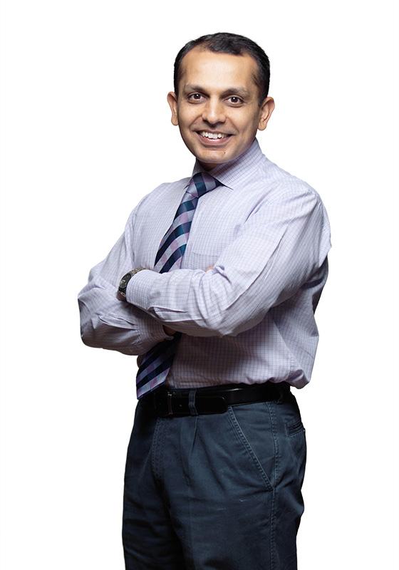 Dr Nadeem Ahmad